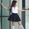 Юбка школьная для девочки (рост 146 см)
