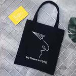 RUI-817  Женская сумка.  Материал: холст