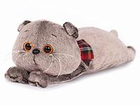 Мягкая игрушка BUDI BASA Кот-подушка 40см