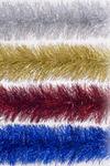 Мишура «Праздничная голографическая» диаметр 70 мм. Цена закупки 128 руб. Цена со скидкой 40%  77 руб.