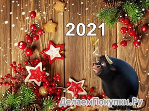 С наступающим Новым годом 2021!!!