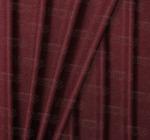 Блэкаут лен рогожка Элен Артикул: 111/12318-15 бордо  Ширина рулона: 280 см