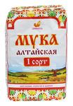 Мука Алтайская 1 сорт Для хлебов, пирогов и блинов 2 кг