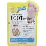 Double Effect Foot Peeling Mask Носочки для педикюра, 40 гр.