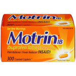 A Product of Motrin IB (300 ct.)