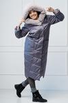 Пальто женское, мод. 143 раббит