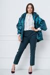 Куртка женская, мод. 142 изумруд