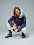 Куртка женская мод. 107 м, графит