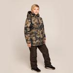 Комплект демисезонный для мальчика, модель КДМ35109 цвет камуфляж