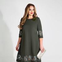Платье Liliana Артикул: 779 темная_олива