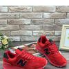 Женские кроссовки 886-32 красные
