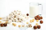 Лукум молочный с фундуком двойной обжарки (новинка)