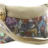 Сумка женская из телячьей кожи (клатч) HB-38-943 Farfalla Mosaico