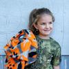 Футболка детская, 6 расцветок на выбор, р-ры 110 - 152 см