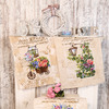 Набор полотенец Цветущий сад