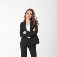 КРАФТ ДЛИННЫЙ РУКАВ (костюм), черный, синий.