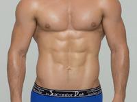 Трусы-шорты мужские (SALVADOR DALI)