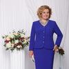 Жакет, юбка Ninele Артикул: 2109 василек