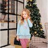 """Детская пижама для девочек """"Индефини"""" (Арт.951000-GTZ9042)"""