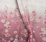 Имитация льна Лавинья Артикул: 5/6469-16 розовый  Ширина рулона: 280 см