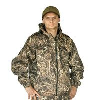 """Костюм """"КАСКАД"""" куртка/брюки, цвет: кмф """"камыш"""", ткань: Полофлис"""