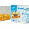"""Рыбный жир """"БиоКонтур"""" с кальцием и витамином Д3"""