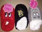 Носки-тапки детские № S222