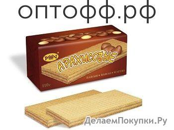 РХ Вафли арахисовые 110 гр