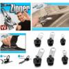 Набор для быстрого ремонта молний Fix a Zipper (6 шт.) 9046244