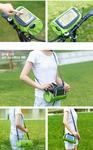 Сумка для велосипеда с отделом для телефона, цвета в ассортим. 9046225
