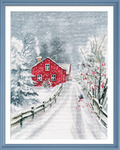 1241 Чародейка зима (Овен) оптом