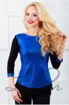 Блуза нарядная с рукавом 3\4