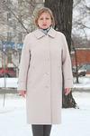 Пальто демисезонное Ирбис Бежевый