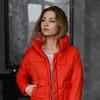 куртка женская  Артикул: 99601 красный