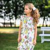 Платье, размеры 128-164 3 расцветки