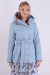 куртка женская Артикул: 99585 сизый
