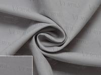 Портьерная ткань под замшу Тиса Артикул: 30/3872-13-серый  Ширина рулона: 280 см