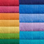 Полотенце махровое «косичка» 70х140