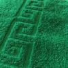 Полотенца махровые - Темно-зеленый