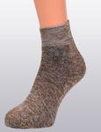 Носки махровые из верблюжьей шерсти с медной нитью