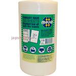 Тряпки-салфетки впитывающие многократного применения в рулоне Meule (STANDART RAGS) 150 л/рул. (размер 25 х 21 см.)