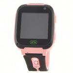 W700 Pink GPS Smart Kids Watch оптом