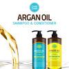 EVAS Char Char Argan Oil Шампунь и кондиционер с аргановым маслом, 500 мл*2