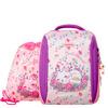 Школьный ранец 7-0102 Фиолетовый/Розовый