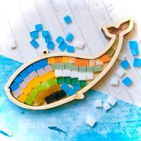 Набор для мозаики «Кит»