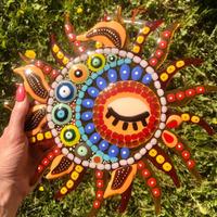 Санкетчер - ловец солнечных лучей Солнце-рыба