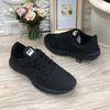 Женские кроссовки 8012-15 черные