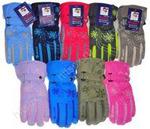 термо перчатки детские
