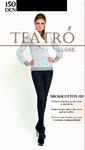Теплые мягкие эластичные колготки с хлопком и микрофиброй (Teatro')