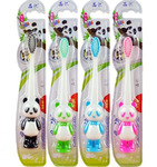 Детская зубная нано щетка Панда